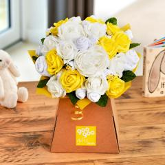 Baby Shower Clothes Bouquets