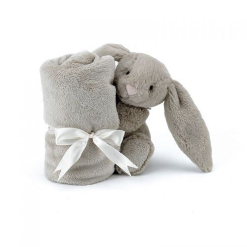 Jellycat Bashful Beige Bunny Soother 33cm
