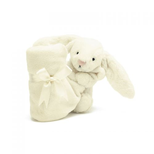 Jellycat Bashful Cream Bunny Soother 33cm