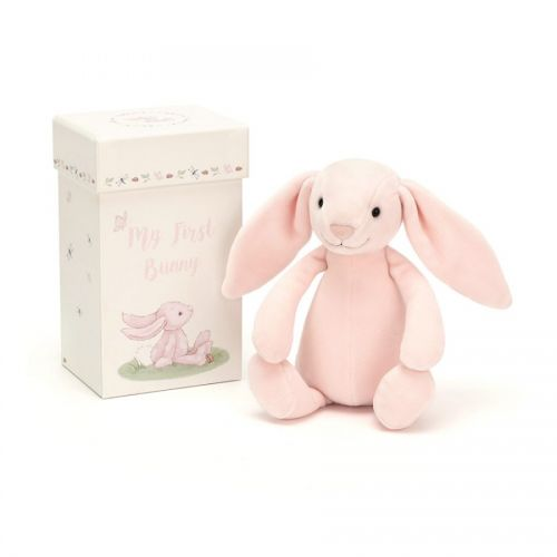 Jellycat My First Bunny Gift Box in Pink