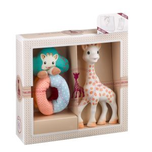 Sophie the Giraffe Early Learning Set