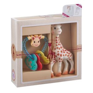 Sophie the Giraffe I Love Sophie Rattle Set