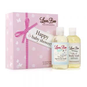 Love Boo Baby Shower Gift Box