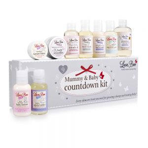 Love Boo Ultimate Mummy and Baby Countdown Gift Set - 9 amazing products!