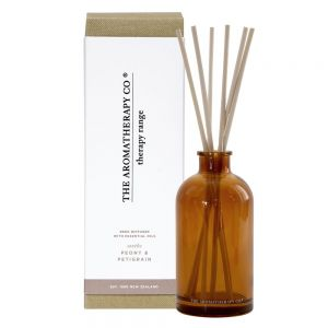 The Aromatherapy Company 250ml Soothe Therapy Reed Diffuser Petitgrain & Peony