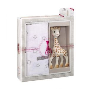 Sophie Luxury Gift Set with Beautiful Swaddling Cloth