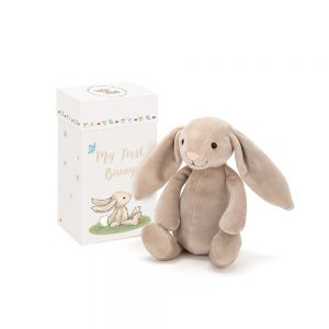 Jellycat My First Bunny Gift Box - Beige