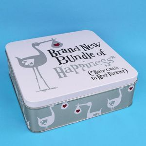 Brightside Bundle of Happiness Keepsake Tin