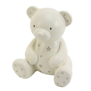 Bambino Teddy Bear First Money Box