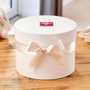 Luxury Hatbox style Keepsake Giftbox