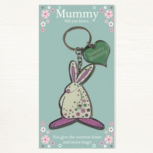 Yummy Mummy Key Ring