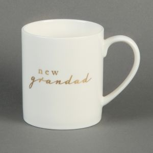 New Grandad Gift Boxed Mug