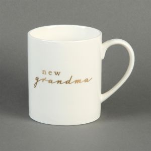 New Grandma Gift Boxed Mug
