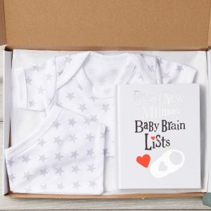 Baby Brain List Mum and Baby Letterbox Gift Package