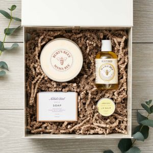 Mummy-to-Be Pregnancy Care Luxury Natural Gift Box Set
