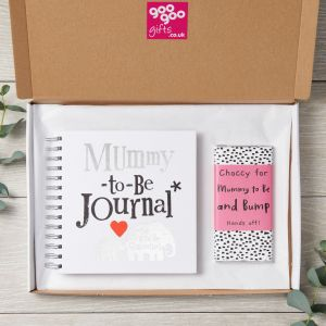 Mummy-To-Be Letterbox Gift Package