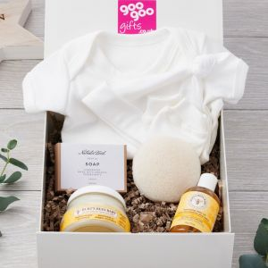 Luxury Organic Gift Hamper of Award Winning Baby Essentials