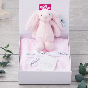 Luxury Bunny and Blanket New Arrival Gift Set