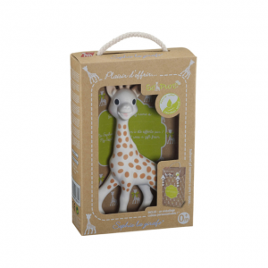 The one and only Sophie the Giraffe So Pure natural Teether!