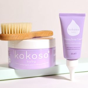 Kokoso Baby Award Winning Sensitive Scalp Set