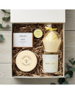 Mum-to-Be Pregnancy Care Luxury Natural Gift Box Set